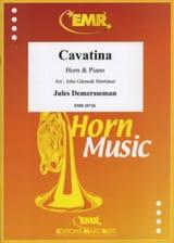 Jules Demersseman - Cavatina - Sheet Music - di-arezzo.com