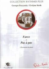 Farce Et Pas A Pas Paczynski Georges / Stroh Evelyne laflutedepan.com