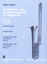 Robert Müller - Solostücke, Arien, Lieder - Konzerte Volume 2 - Sheet Music - di-arezzo.co.uk