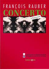Concerto Humeurs François Rauber Partition laflutedepan.com