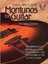 Carlos Campos - Salsa, Afro Cuban Montunos For Guitar - Sheet Music - di-arezzo.co.uk