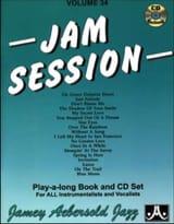 Volume 34 avec 2 CDs - Jam Session laflutedepan.com