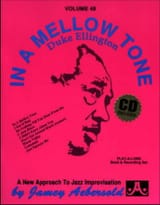 Ellington Duke / Aebersold Jamey - Volume 48 - In A Mellow Tone - Partition - di-arezzo.fr