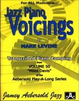 Jazz Piano Voicing Volume 50 - Miles Davis - laflutedepan.com