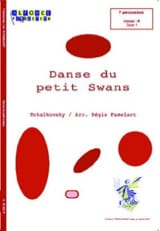 Piotr Igor Tchaikovski - Danse du Petit Swans - Partition - di-arezzo.fr