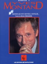 Yves Montand - Tribute to Yves Montand - Sheet Music - di-arezzo.com
