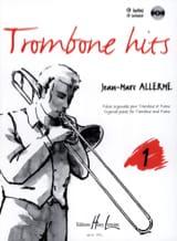 Jean-Marc Allerme - Trombone Hits Volume 1 - Partition - di-arezzo.fr