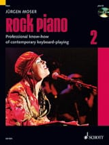 Rock piano band 2 Jurgen Moser Partition Jazz - laflutedepan.com