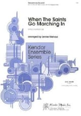 Traditionnel - When The Saints Go Marching In - Sheet Music - di-arezzo.com