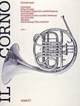 Michael Haydn - Concertino in D major - Sheet Music - di-arezzo.com