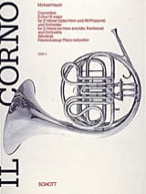 Michael Haydn - Concertino D-Dur - Sheet Music - di-arezzo.com