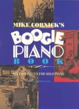 Boogie Piano Book Mike Cornick Partition Jazz - laflutedepan.com