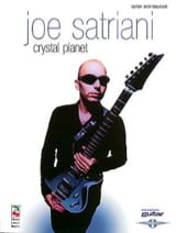 Joe Satriani - Crystal Planet - Partition - di-arezzo.fr