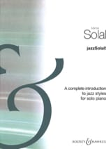 Martial Solal - Solal Jazz! Full - Sheet Music - di-arezzo.co.uk