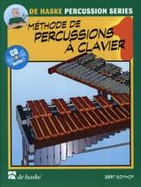 Méthode de Percussions A Clavier Volume 1 - laflutedepan.com