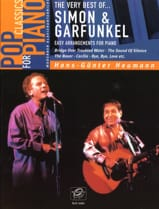 & Garfunkel Simon - The Very Best Of Simon & Garfunkel - Partition - di-arezzo.fr
