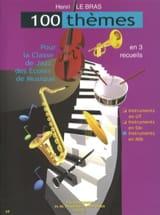 100 Thèmes Bras Henri Le Partition Saxophone - laflutedepan.com