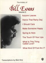 The Artistry Of Bill Evans Volume 2 Bill Evans laflutedepan.com