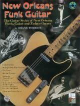 New Orleans Funk Guitar - Shane Theriot - Partition - laflutedepan.com