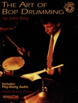 The Art Of Bop Drumming John Riley Partition laflutedepan.com