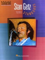 Standards Artist Transcriptions Stan Getz Partition laflutedepan.com