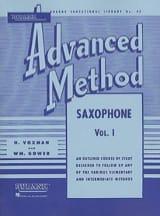 Advanced Method Volume 1 Voxman H. / Gower Wm. laflutedepan.com
