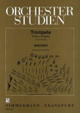 Orchester Studien - Richard Wagner - Partition - laflutedepan.com
