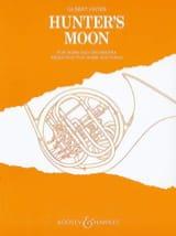 Hunter's Moon Gilbert Vinter Partition Cor - laflutedepan.com