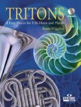 Bram Wiggins - Tritons - 8 Easy Pieces - Partition - di-arezzo.fr