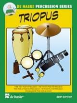 Gert Bomhof - Triopus - Sheet Music - di-arezzo.com