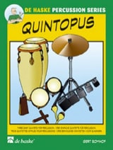 Gert Bomhof - Quintopus - Sheet Music - di-arezzo.com