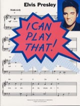 I Can Play That - Elvis Presley - Partition - laflutedepan.com