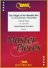 Nicolai Rimsky Korsakov - The Flight Of The Bumble Bee - Sheet Music - di-arezzo.co.uk
