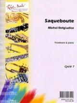Saqueboute Giudice Michel Del Partition Trombone - laflutedepan.com