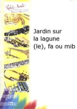 Jérôme Naulais - The garden on the lagoon - Sheet Music - di-arezzo.co.uk