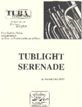 Tublight Sérénade Patrick Salmon Partition Tuba - laflutedepan.com