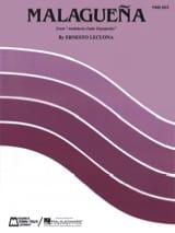 Malaguena - Ernesto Lecuona - Partition - laflutedepan.com