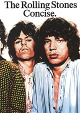 The concise volume 1 ROLLING STONES Partition laflutedepan.com