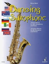 Heinz Both - Dancing Saxophone - Partition - di-arezzo.fr