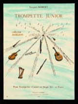 Jacques Robert - Trompette Junior - Partition - di-arezzo.fr