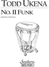 N° 2 Funk Todd Ukena Partition Timbales - laflutedepan.com