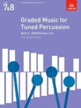 Hathway Kevin / Wright Ian - Graded Music For Tuned Percussion Volume 4 - Partition - di-arezzo.fr