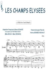 Joe Dassin - The Champs Elysees - Sheet Music - di-arezzo.co.uk