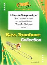 Alexandre Guilmant - Pieza sinfónica - Partitura - di-arezzo.es