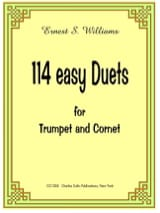 Ernest S. Williams - 114 Easy Duets - Partition - di-arezzo.fr