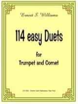 114 Easy Duets Ernest S. Williams Partition laflutedepan.com
