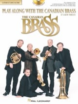 Canadian Brass - Play along with the Canadian Brass - 17 Easy pieces - Sheet Music - di-arezzo.com