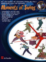Moments Of Swing Rik Elings Partition Saxophone - laflutedepan