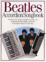 Beatles Accordion Songbook BEATLES Partition laflutedepan.com