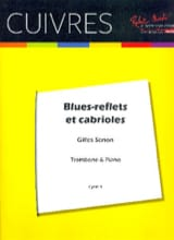 Gilles Senon - Blues reflections and antics - Sheet Music - di-arezzo.com
